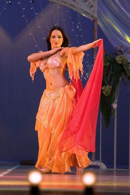 Фестиваль восточных танцев